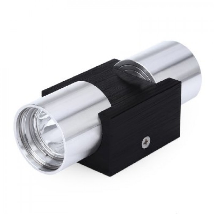 2W LED Aluminum Wall Lamp