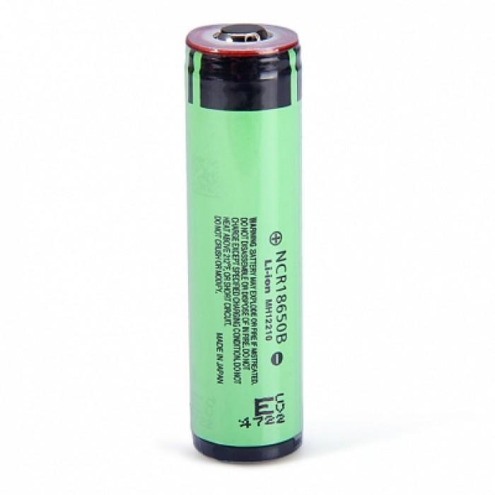 NCR18650B 3.7V 3400mAh 18650 Li-ion Battery with Protection Board